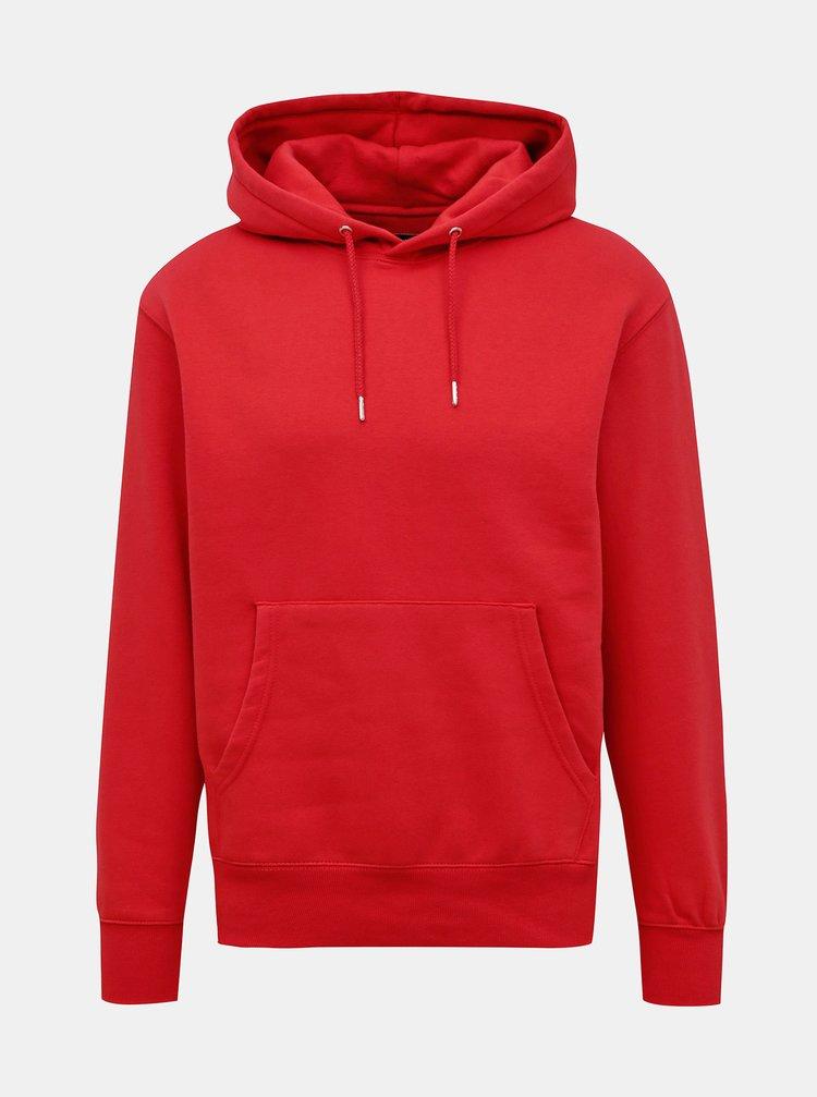 Červená mikina Jack & Jones Soft