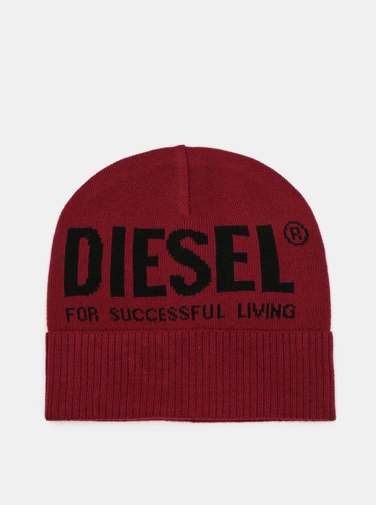 Palarii, sepci, caciuli pentru femei Diesel - bordo