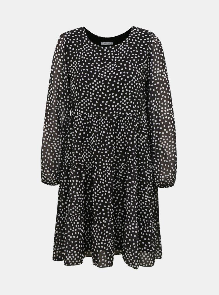 Rochii casual pentru femei Hailys - negru