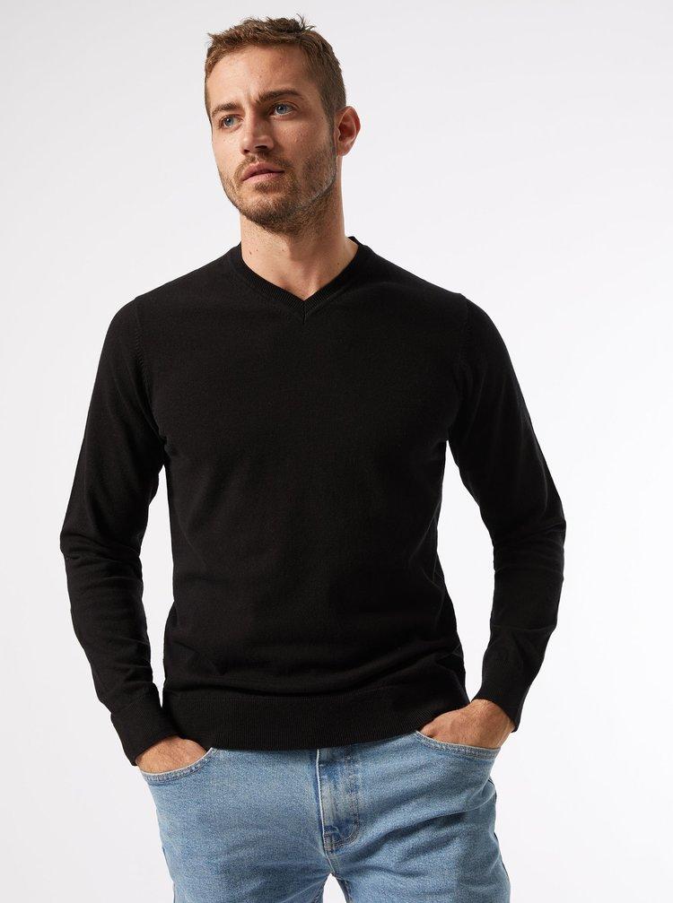 Pulovere pentru barbati Burton Menswear London - negru
