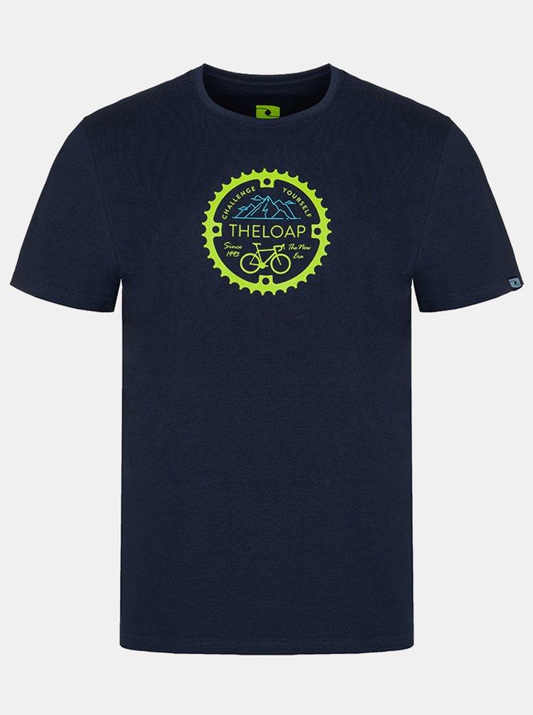 Tricouri pentru barbati LOAP - albastru inchis