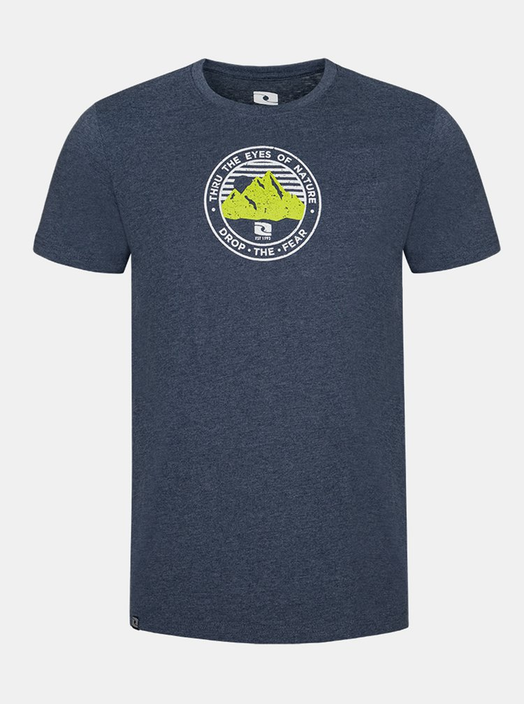 Tmavě modré pánské tričko LOAP Bede