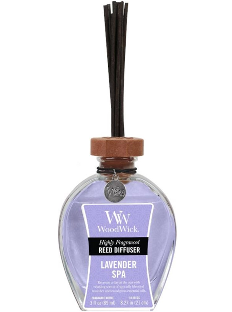 WoodWick aroma difuzér Lavender Spa