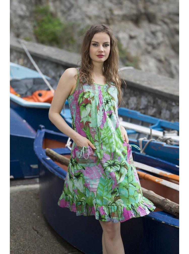 Orientique barevné šaty Lecce