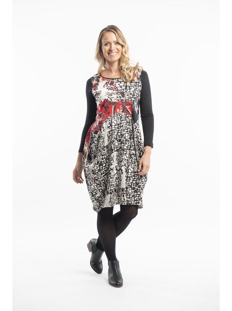 Orientique barevné šaty Pisa