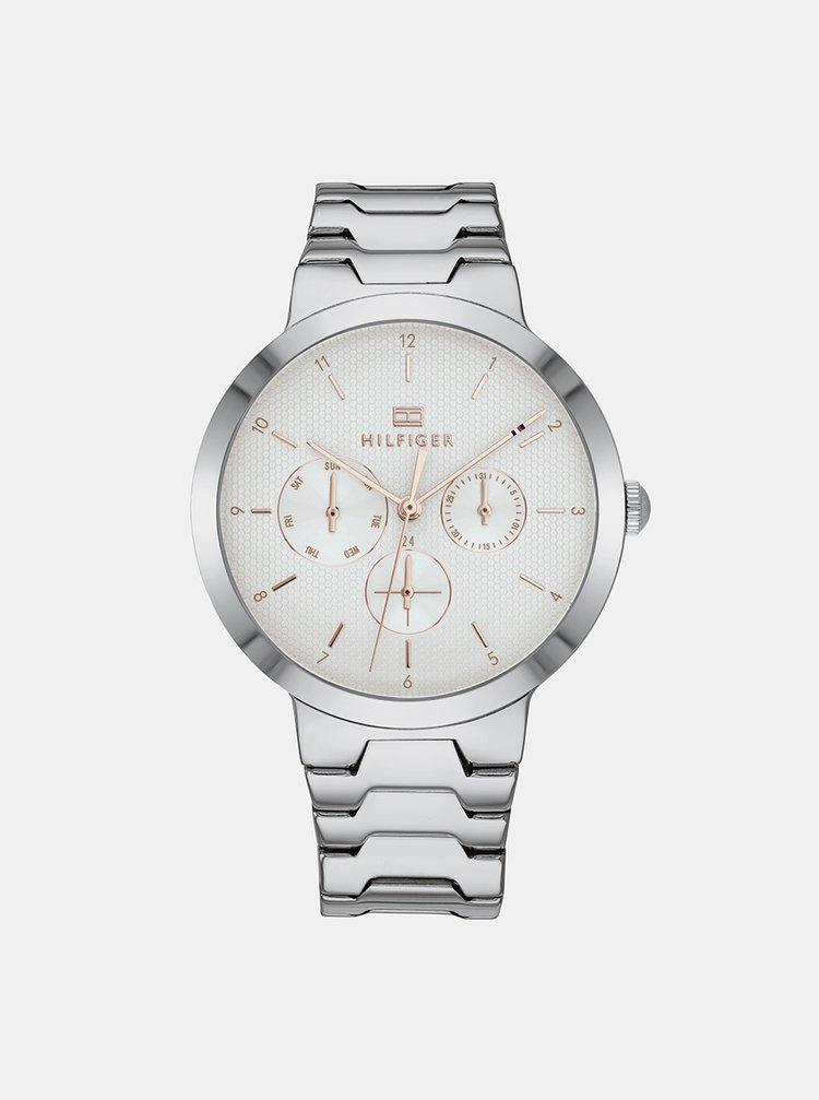 Ceasuri pentru femei Tommy Hilfiger - argintiu