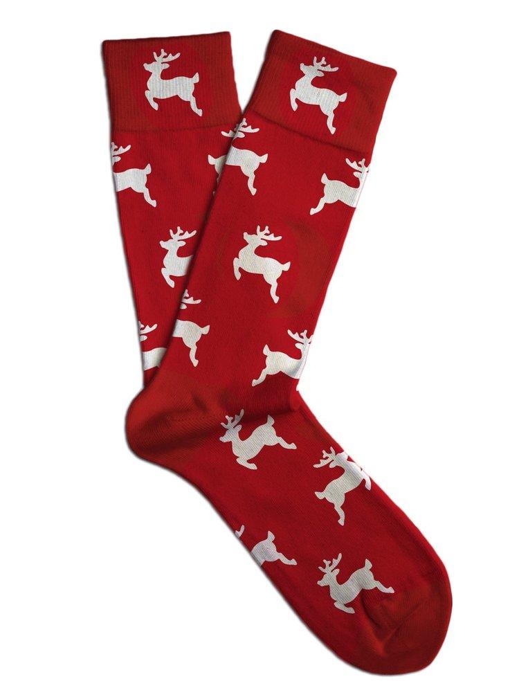 Soxit vínové/bordové unisex ponožky Sobíci