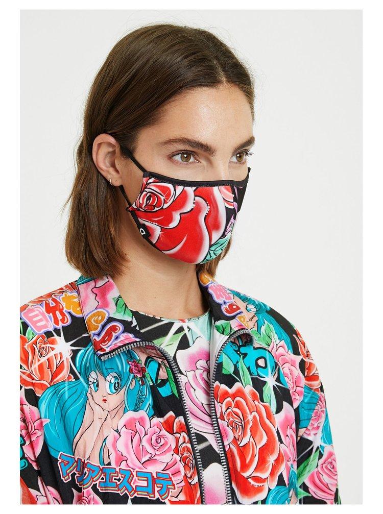 Desigual barevná rouška Mask Maria Escote