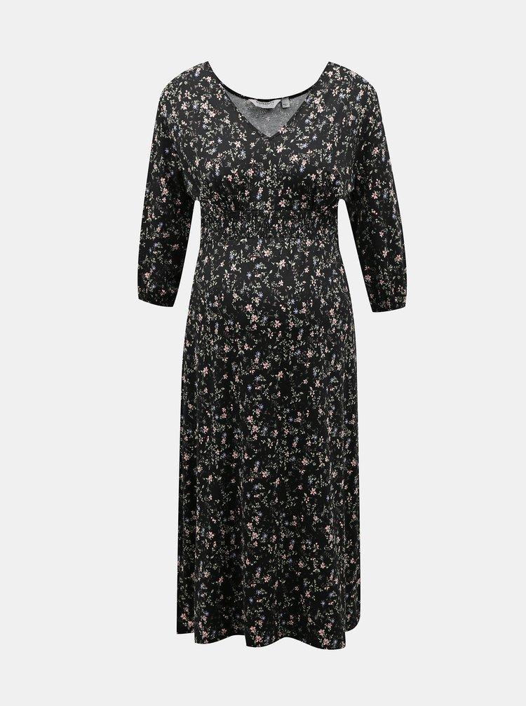 Marimi curvy pentru femei Dorothy Perkins Maternity - negru