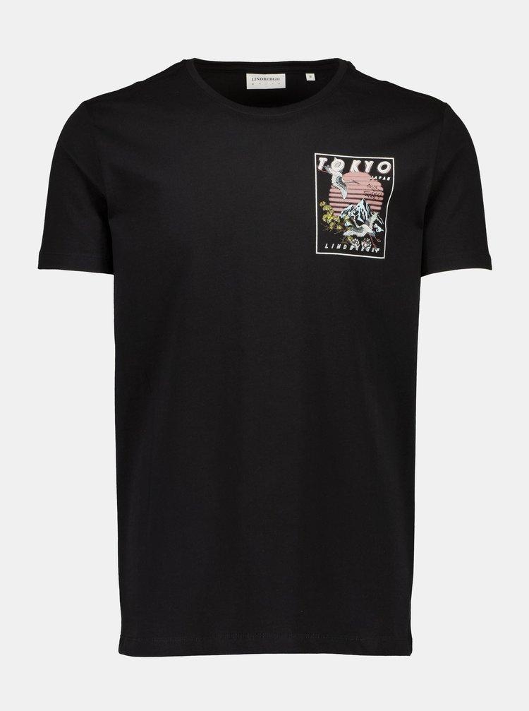 Tricouri pentru barbati Lindbergh - negru