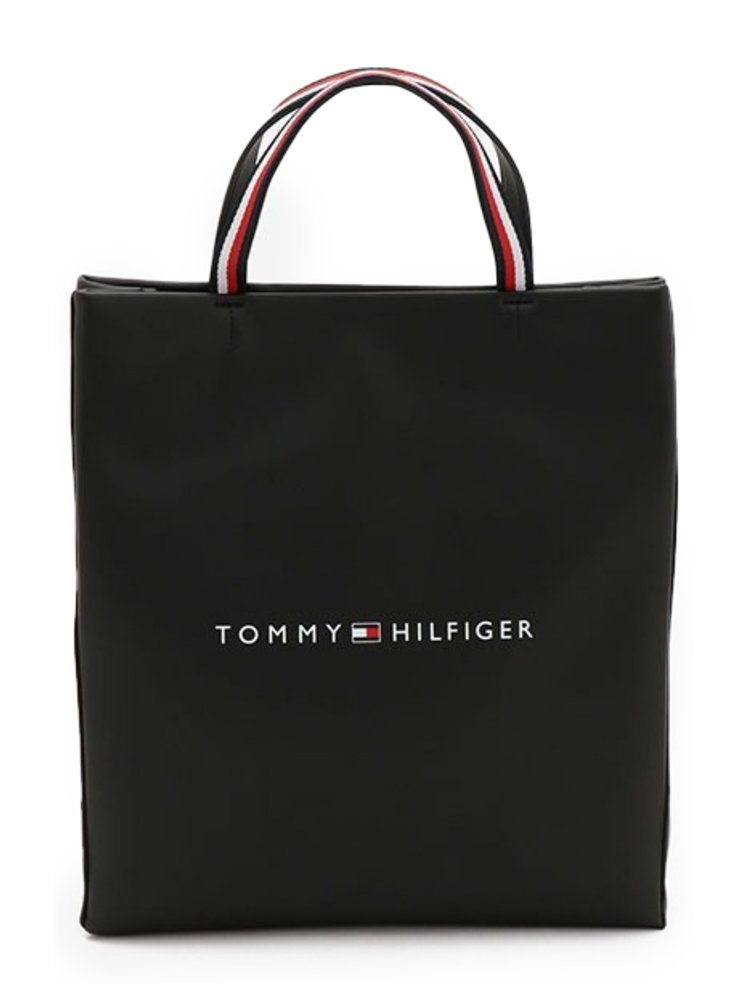 Černá taška Tommy Hilfiger Tote Black