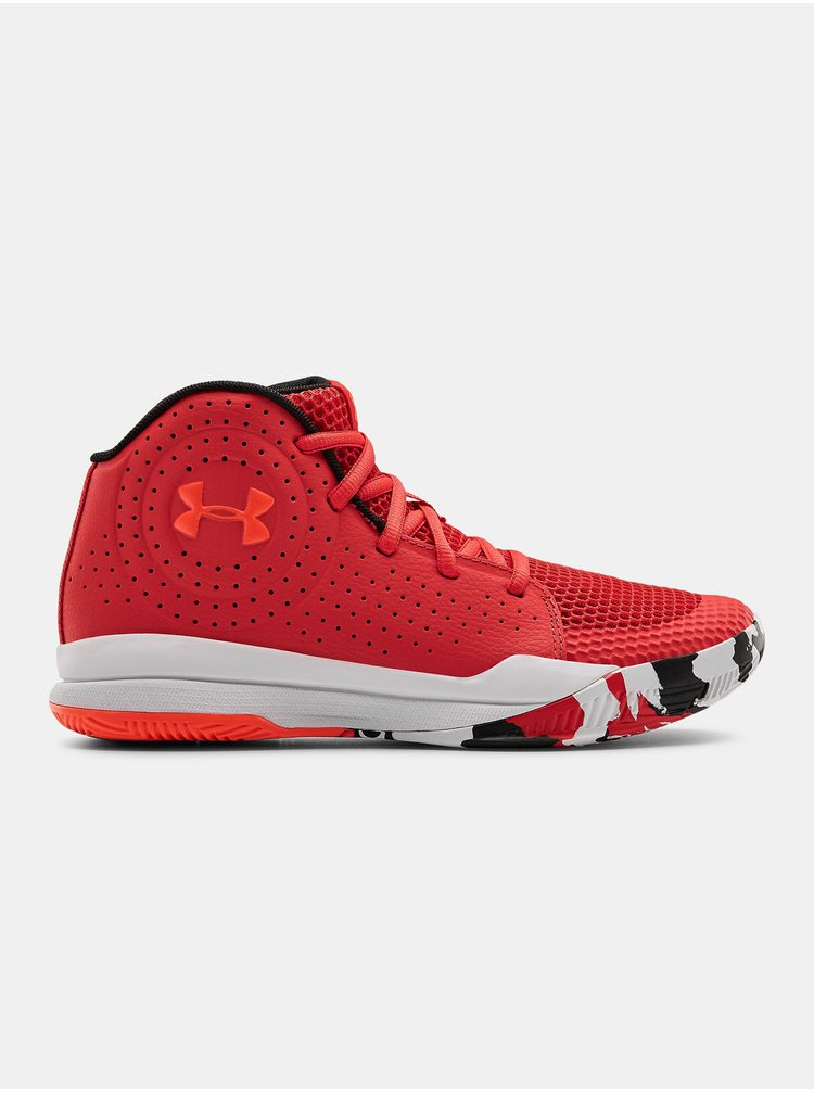 Boty Under Armour GS Jet 2019-RED