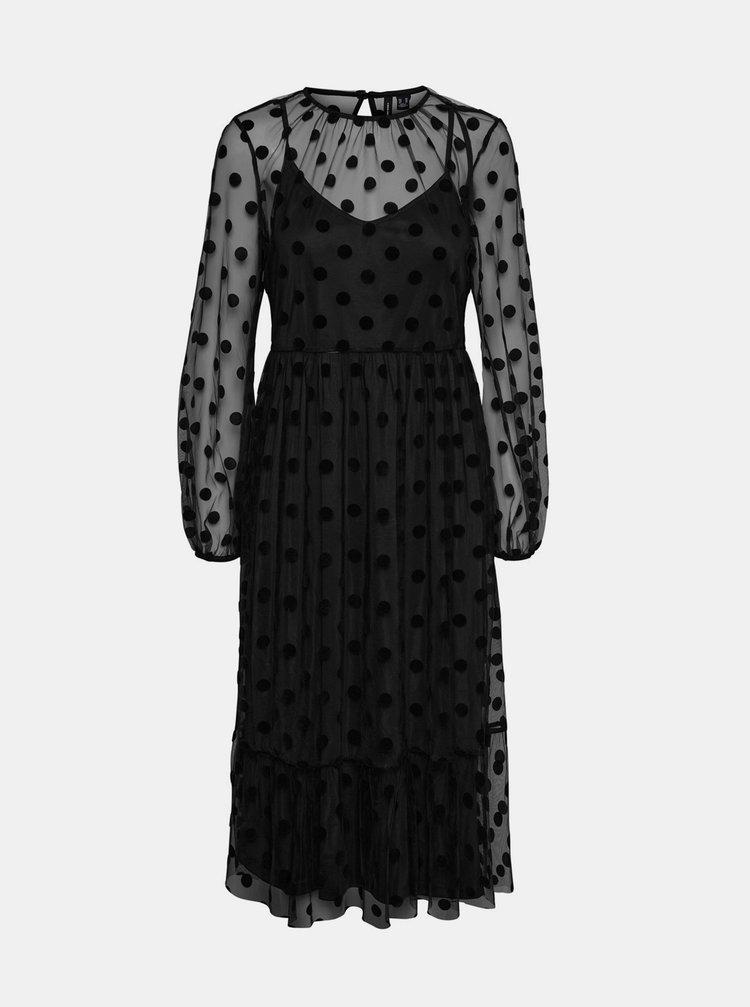 Rochii de seara pentru femei VERO MODA - negru