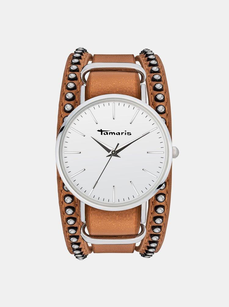 Ceasuri pentru femei Tamaris - maro