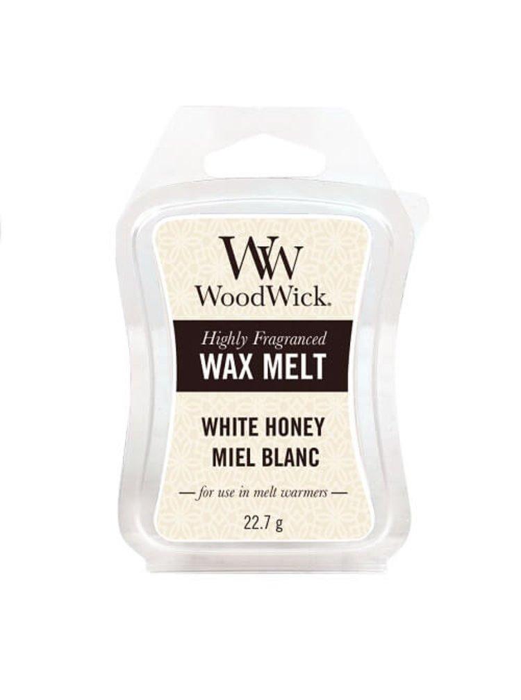 WoodWick vonný vosk do aroma lampy White Honey