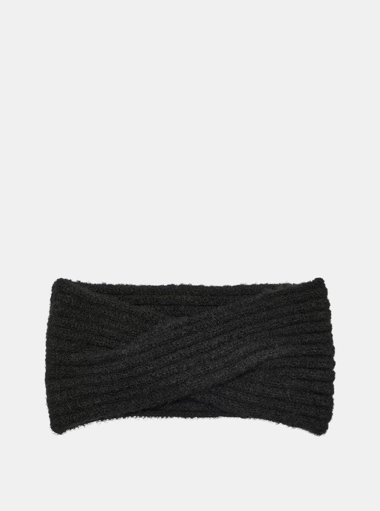 Černá čelenka ONLY