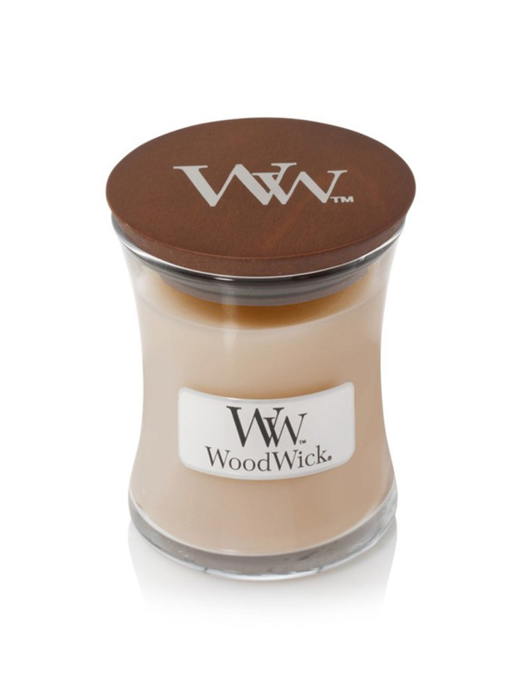 WoodWick vonná svíčka White Honey