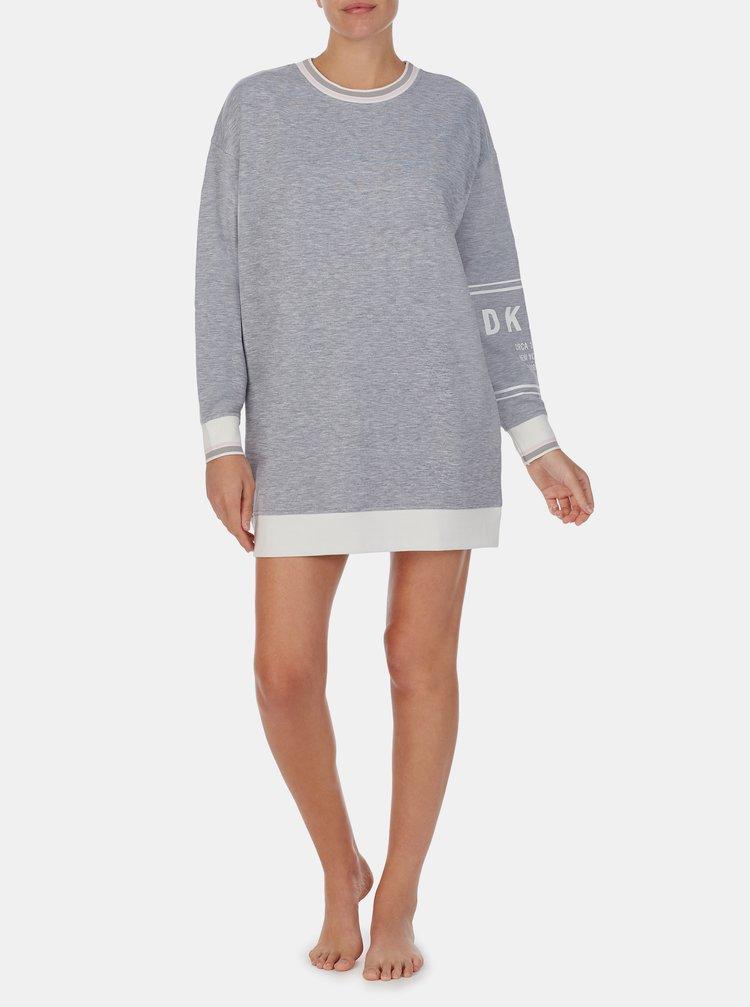 Camasi de noapte pentru femei DKNY - gri