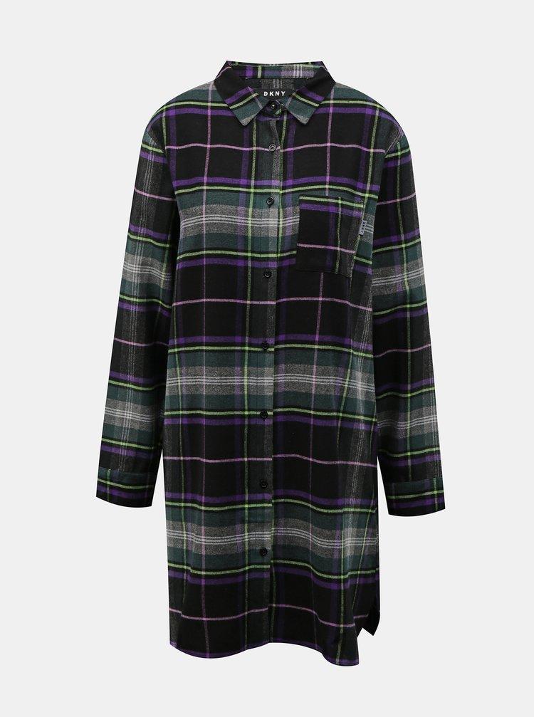 Camasi de noapte pentru femei DKNY - negru