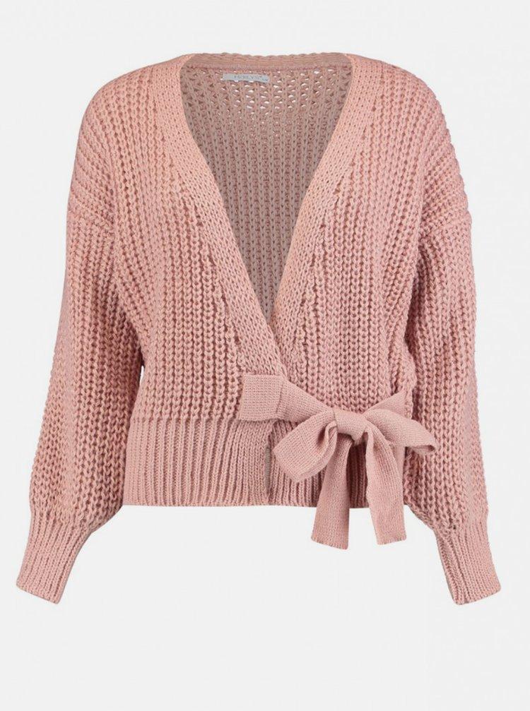 Cardigane pentru femei Hailys - roz