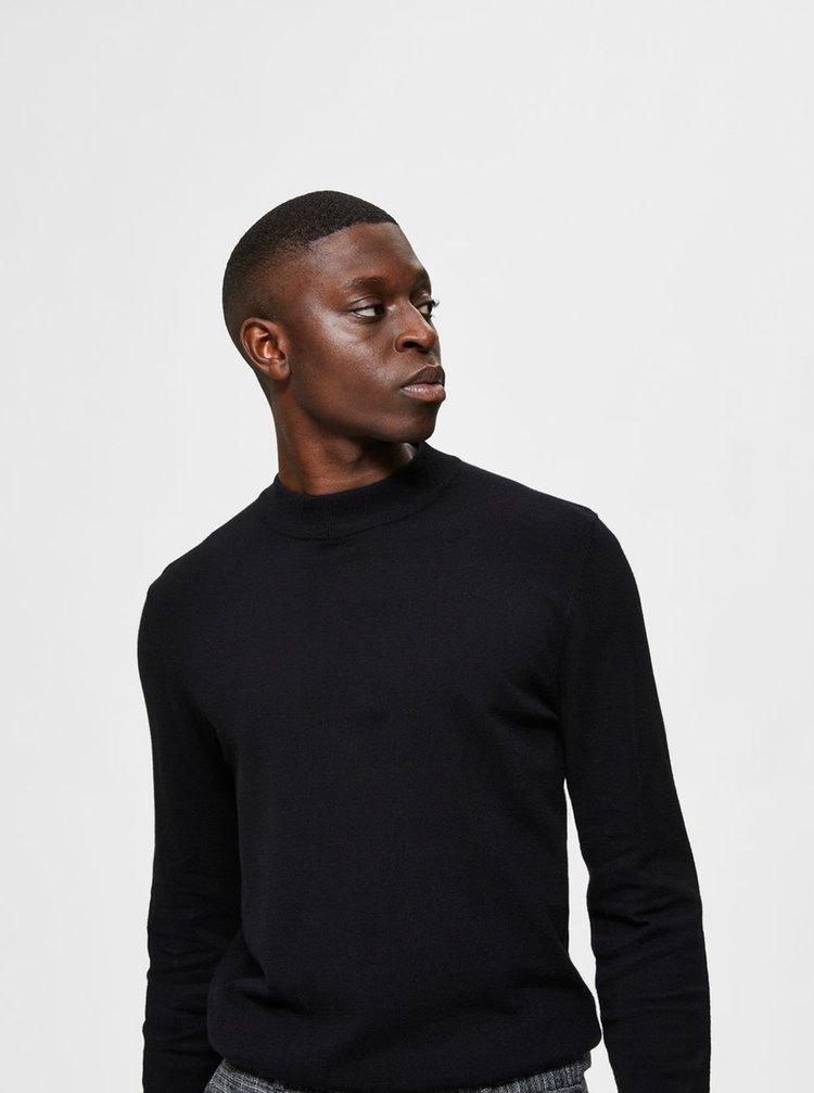 Pulovere si hanorace pentru barbati Selected Homme - negru