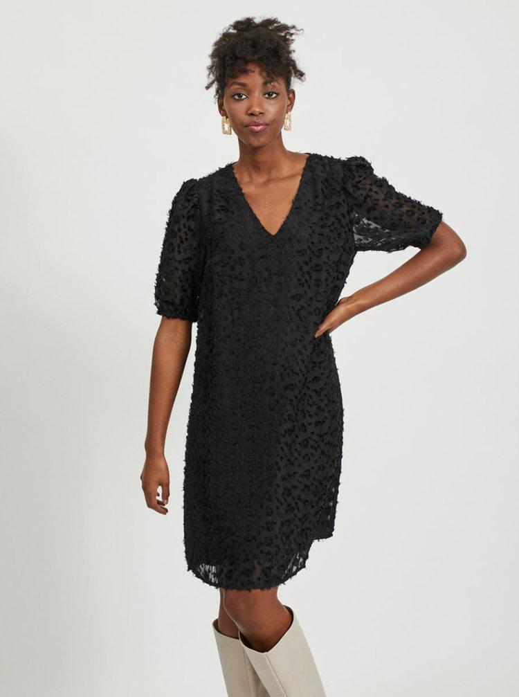 Rochii de seara pentru femei VILA - negru