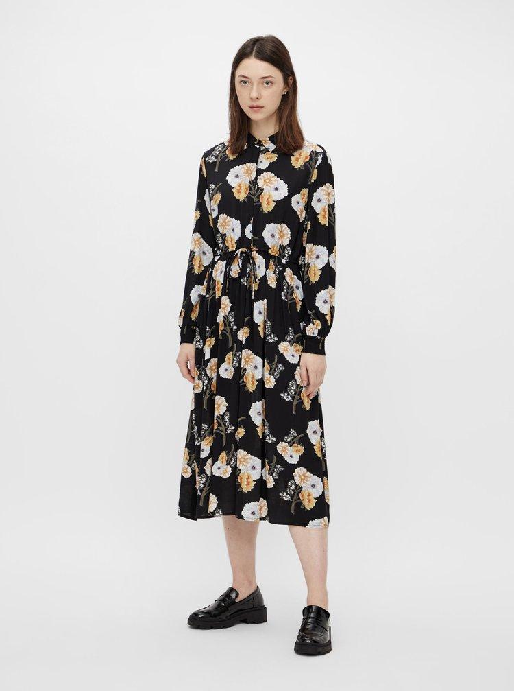 Rochii casual pentru femei Pieces - negru