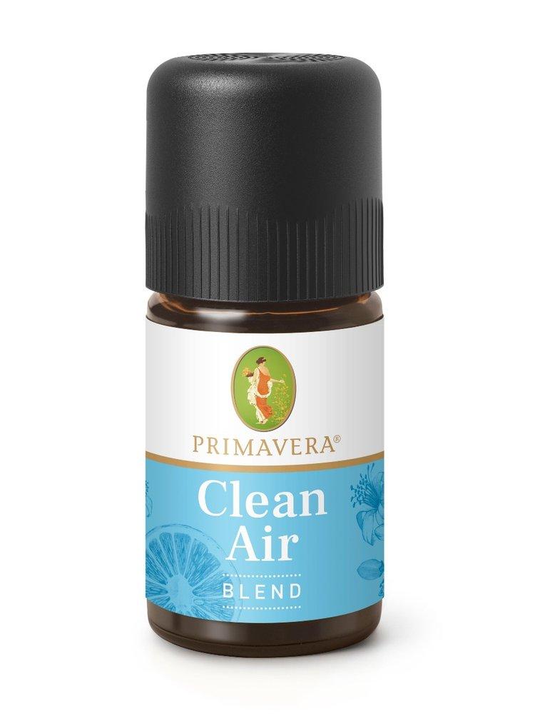 Primavera Vonná směs éterických olejů Clean Air Bio 5 ml