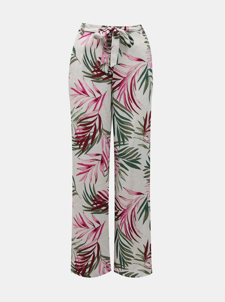 Pantaloni chino pentru femei ONLY - alb