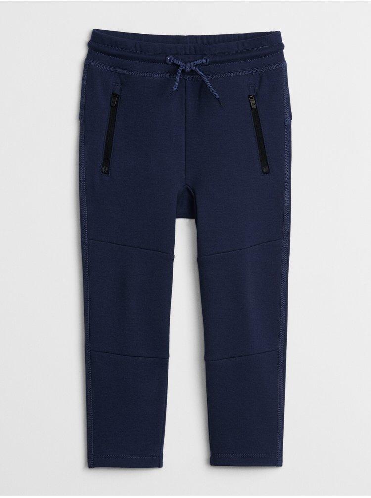 Modré klučičí kalhoty GAP Fit