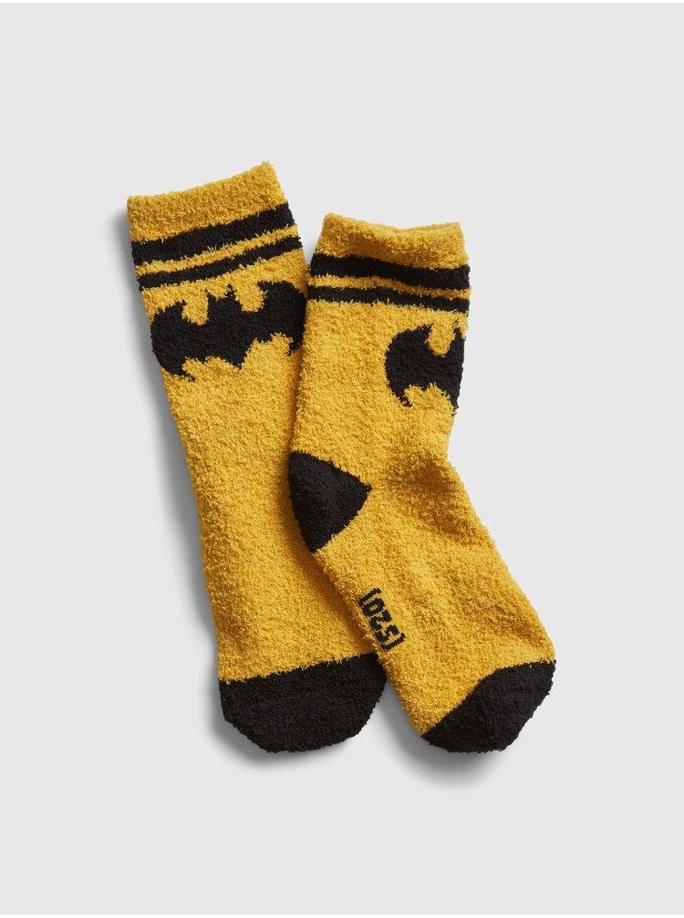 Žluté klučičí ponožky GAP