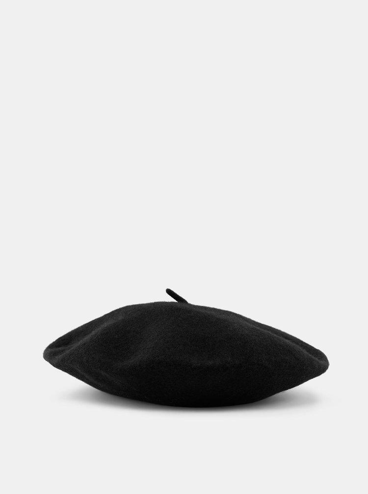 Palarii, sepci, caciuli pentru femei Pieces - negru