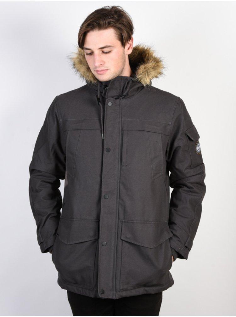 Quiksilver STORMDROP 5K TARMAC zimní pánská bunda - šedá