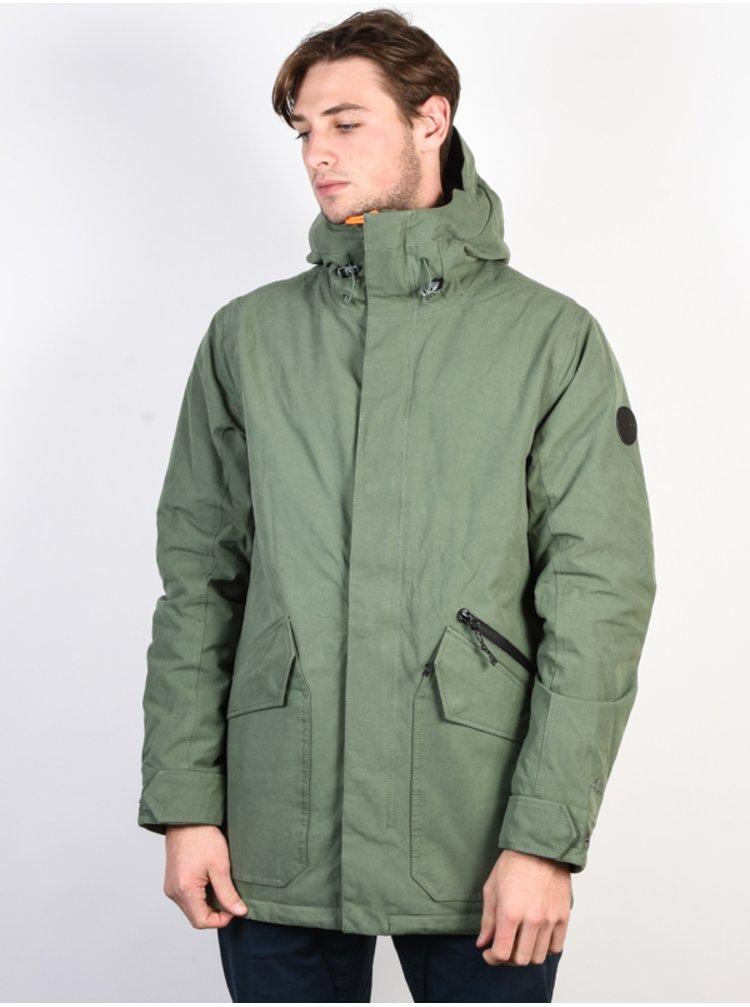 Rip Curl PREMIUM ANTI-SERIES LAUREL WREATH zimní pánská bunda - zelená