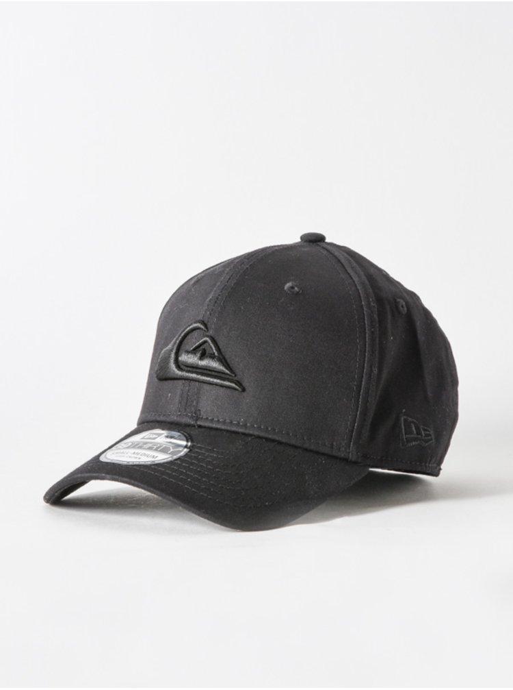 Quiksilver Mountain & Wave black baseballová kšiltovka - černá