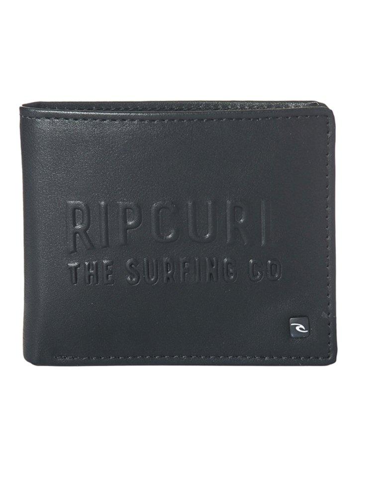 Rip Curl UP NORTH PU ALL DAY  black pánská značková peněženka - černá
