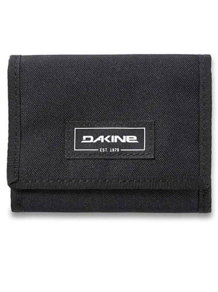 Dakine DIPLOMAT black pánská značková peněženka - černá