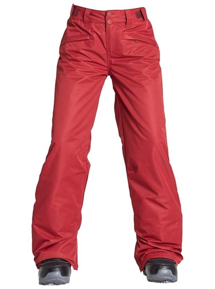 Billabong ALUE CARDINAL dětské zimní kalhoty - červená