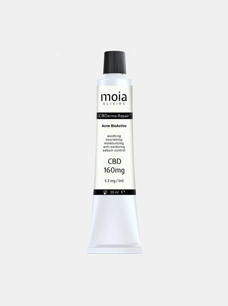 Obnovující krém 160 mg CBD CBDerma-Repair® Acne BioActive 30 ml Moia Elixirs