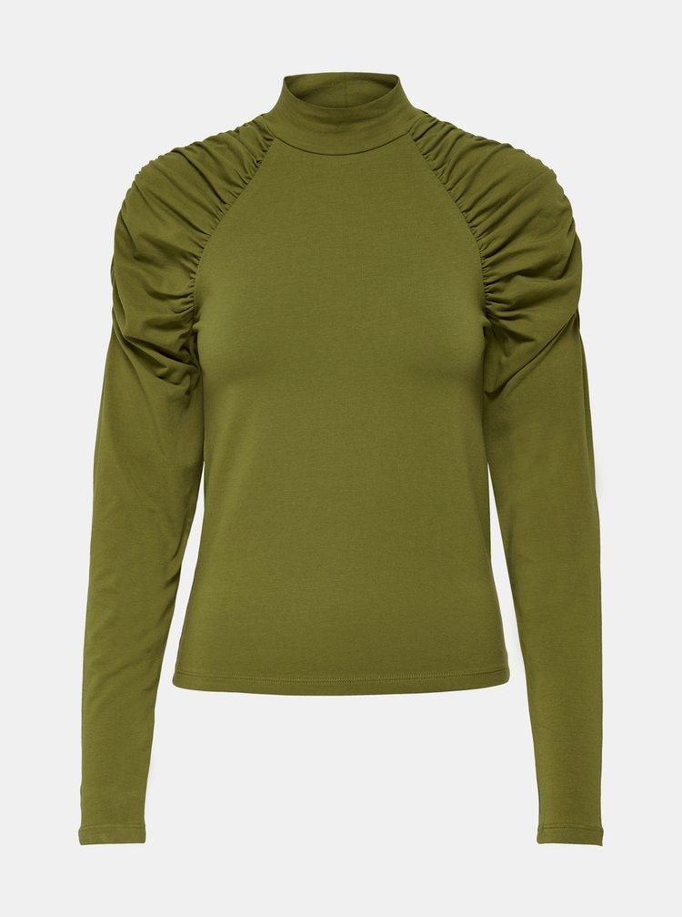 Bluze pentru femei ONLY - verde