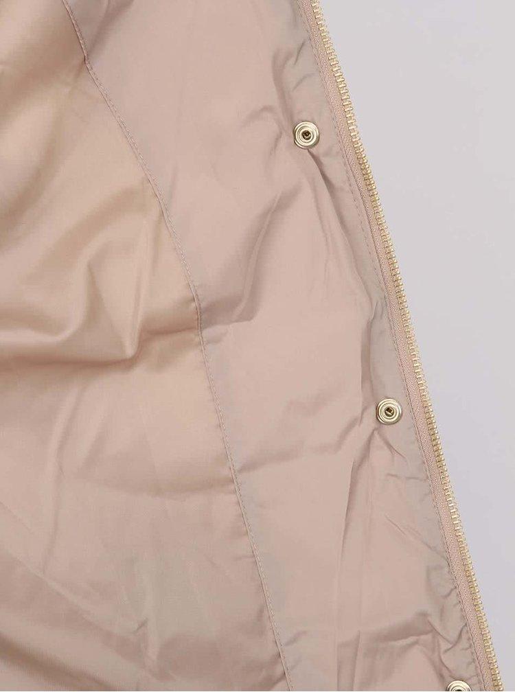 Jachetă bej ONLY Flavour