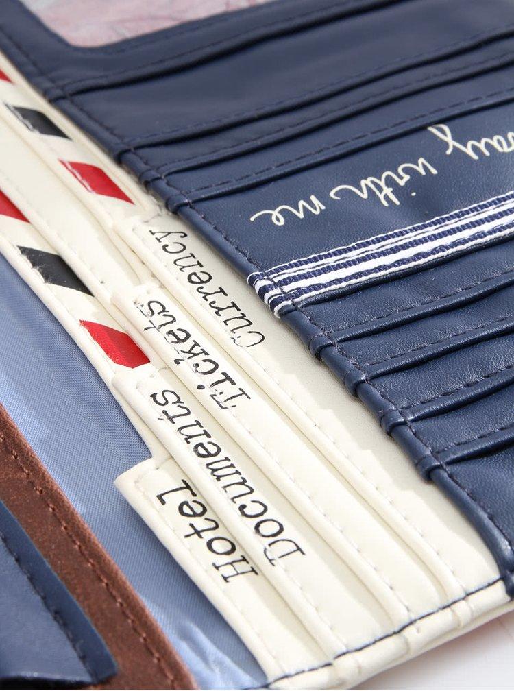 Protofel crem pentru călătorii Disaster Paper Plane