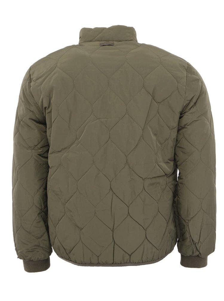 Army zelená bunda 2v1 Pepe Jeans Canazei