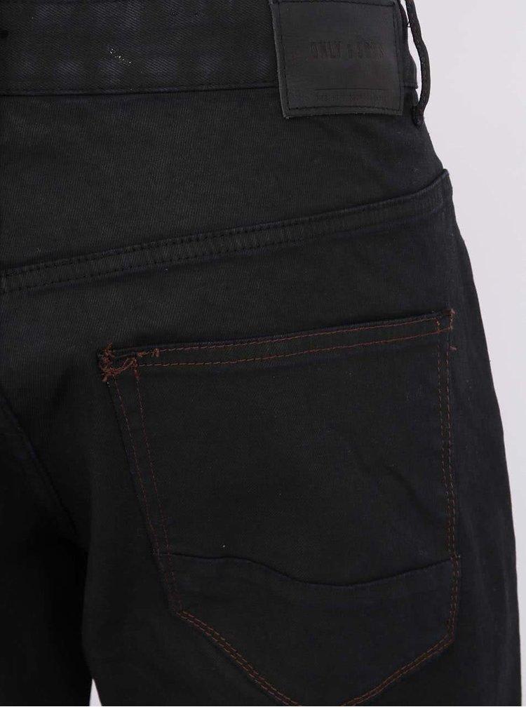 Jeanși bărbătești ONLY & SONS - negru