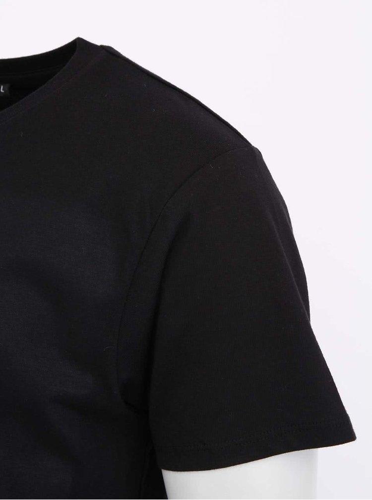 Černé pánské triko ZOOT Signal Light Head