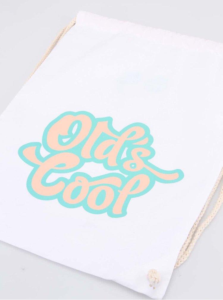 """""""Dobrý"""" plátenný vak Elpida Old`s Cool"""