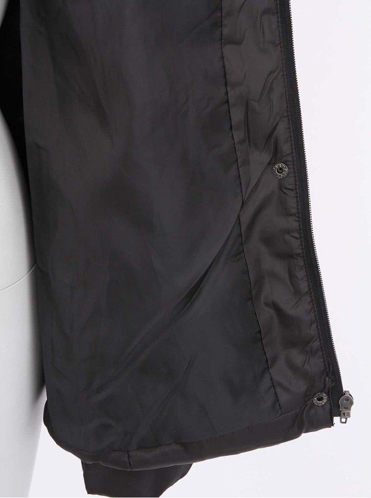 Čierna prešívaná bunda b.young Bubble