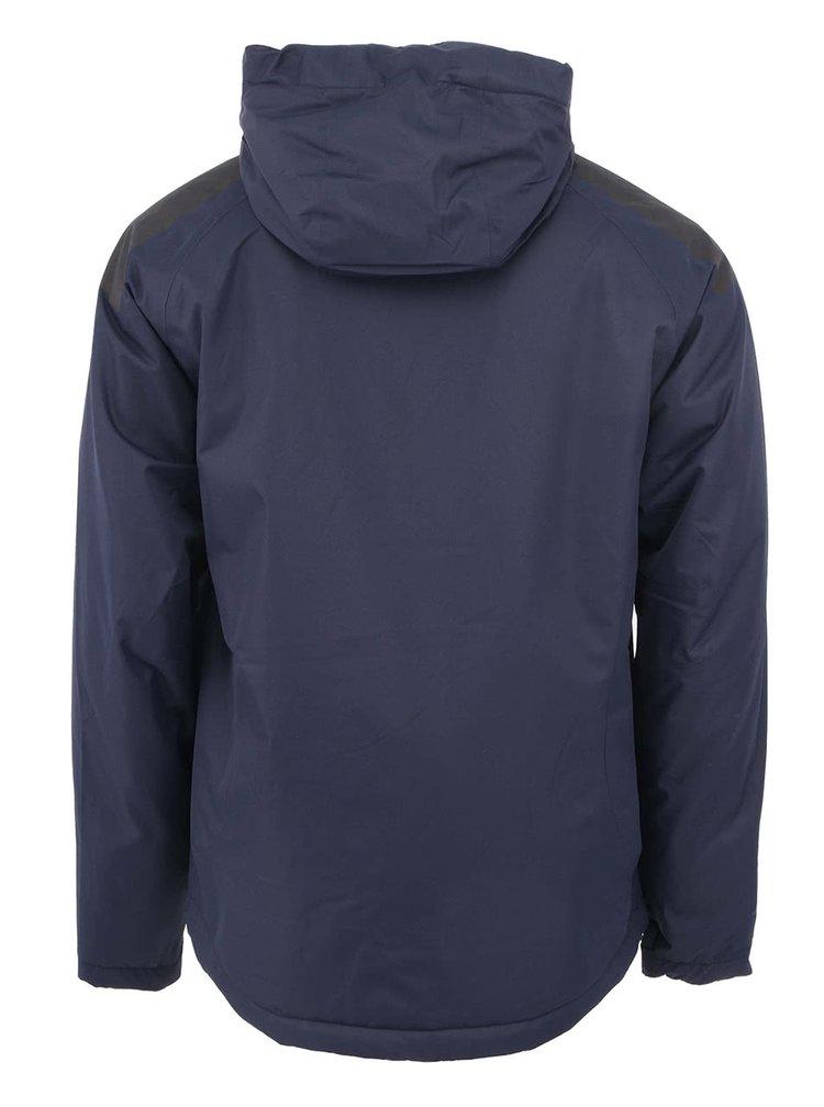 Tmavě modrá funkční bunda Jack & Jones Nusco