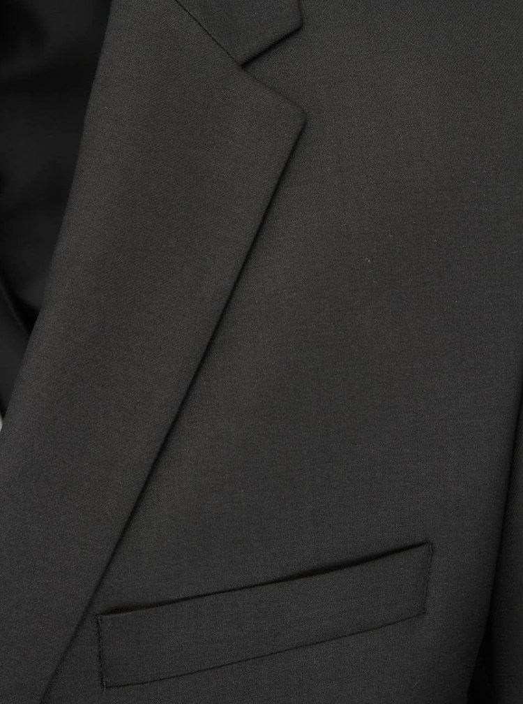 Blazer negru lux Selected One