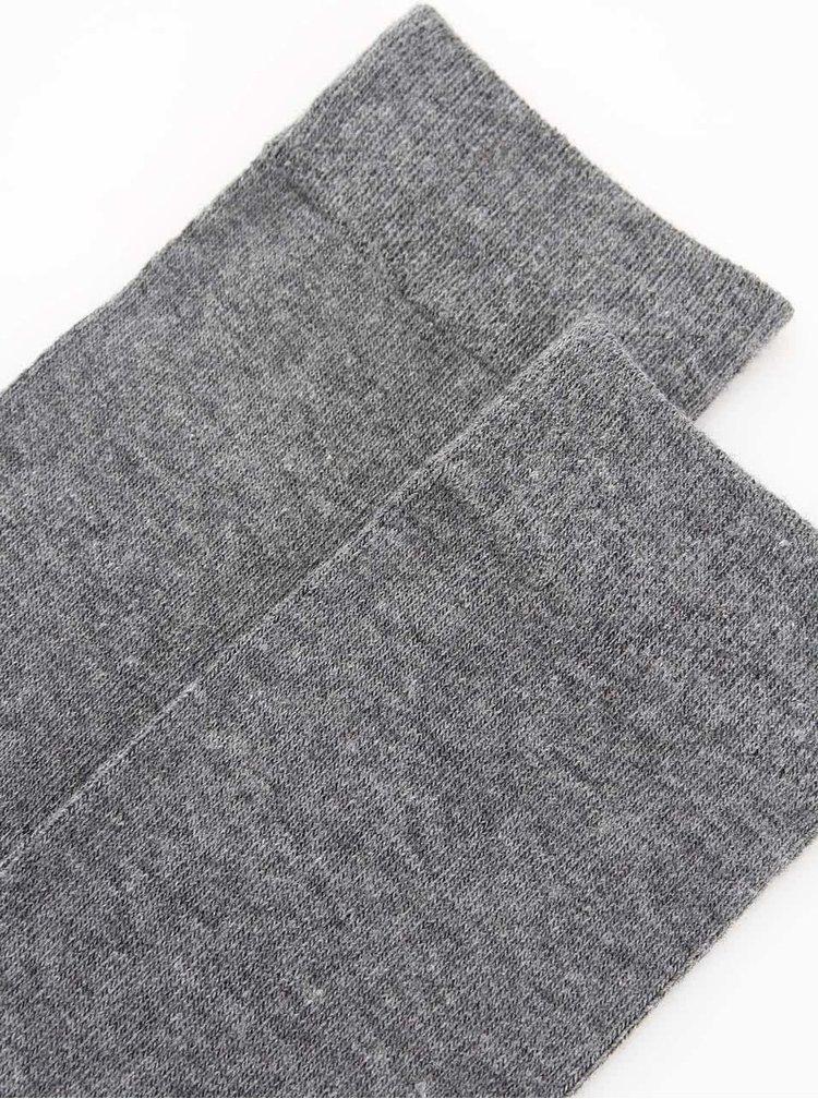 Šedé pánské ponožky Shine Original